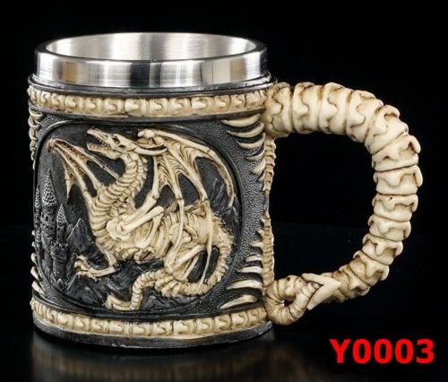 Чаша Дракон-интересен подарък за мъж