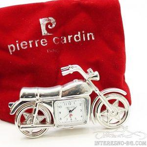 Мини часовник - малък мотор Pierre Cardin