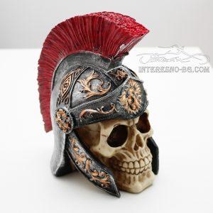 Интересен подарък-Скелет римлянин