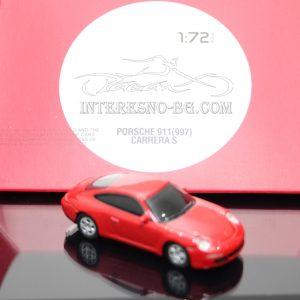 PORSHE 911 CARRERA S - USB флаш памет 8GB