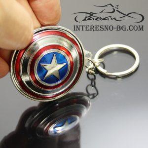 Ключодържател Капитан Америка