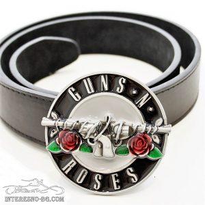 Guns N' Roses – колан с изкуствена кожа