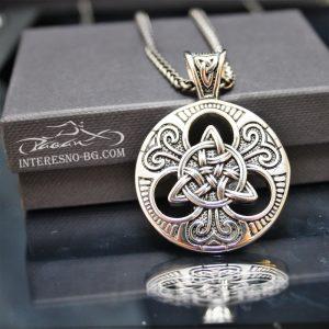 Келтски символ-колие неръждаема стомана