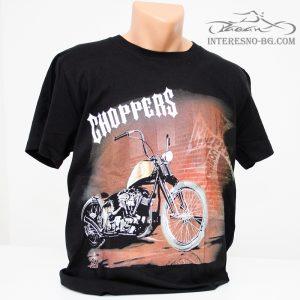 тениска за мотористи