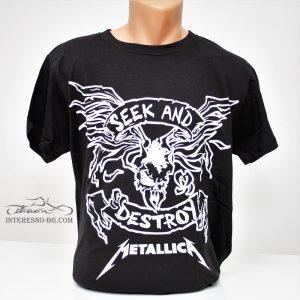Metallica-тениска