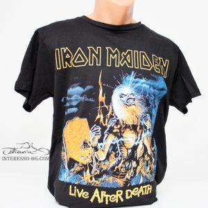 Iron Maiden-тениска