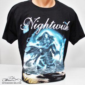 Nightwish-метал тениски