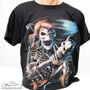 Метал тениски