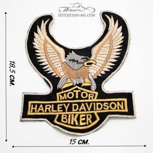 Нашивка HARLEY-DAVIDSON