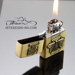 Бензинова запалка-подарък за мъж