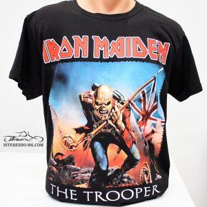 IRON MAIDEN- тениска