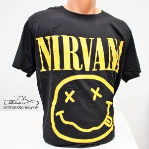 NIRVANA-тениска