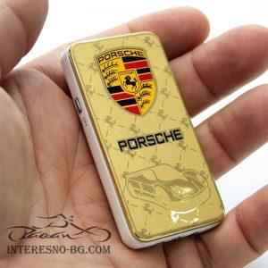 Атрактивна газова запалка-PORSCHE
