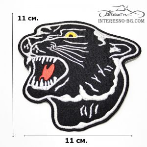 Нашивка Черна пантера