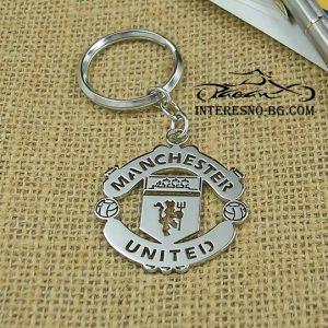 Манчестър Юнайтед-изработен от висококачествена неръждаема стомана.