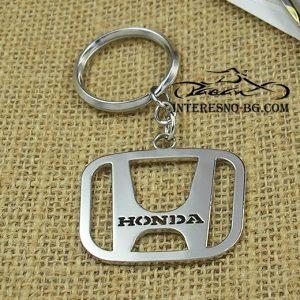 Ключодържател Хонда-изработен от висококачествена медицинска стомана.