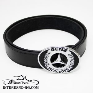 Mercedes-оригинален подарък колан за фенове на марката.