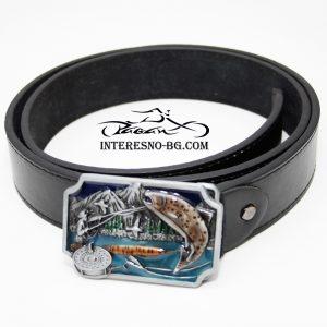 Колан-оригинален подарък за феновете на риболова.
