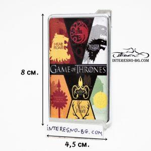 Game of Trones-един чудесен подарък за феновете на сериала.
