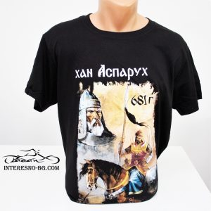 Памучна тениска България-чудесен подарък.
