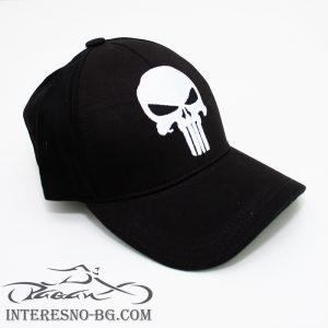 Шапка с козирка Punisher-един чудесен подарък за вашите любими хора.