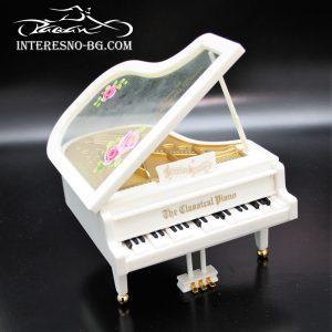 Музикална кутия Пиано-оригинален подарък за любимите Ви хора.
