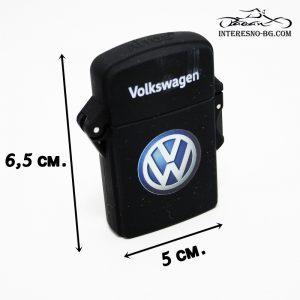 Водоустойчива газова запалка VW-чудесен подарък за вашите близки.