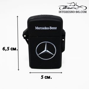Водоустойчива газова запалка Mercedes-чудесен подарък за вашите близки.
