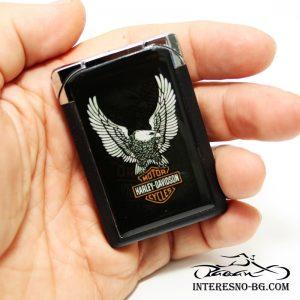 Запалка Harley Davidson 2в1