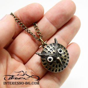 Екстравагантен джобен часовник- чудесен подарък за вашите близки.