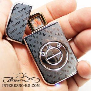 Атрактивна USB запалка BMW-чудесен подарък за вашите близки.