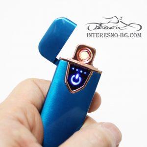 Атрактивна USB запалка-чудесен подарък за вашите близки.