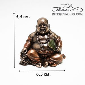 Статуетка на Буда-един прекрасен подарък за всеки дом, офис или заведение.
