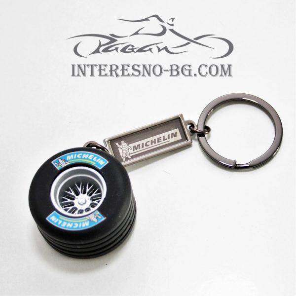Ключодържател гума F1.